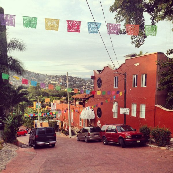 Zihuatanejo Town