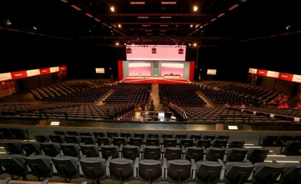 Auditorium at BrightonSEO