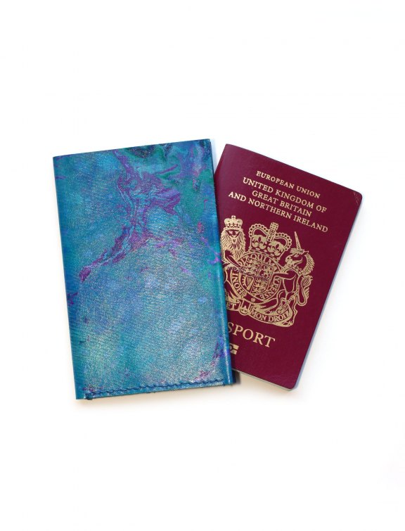 Passport holder for organisation
