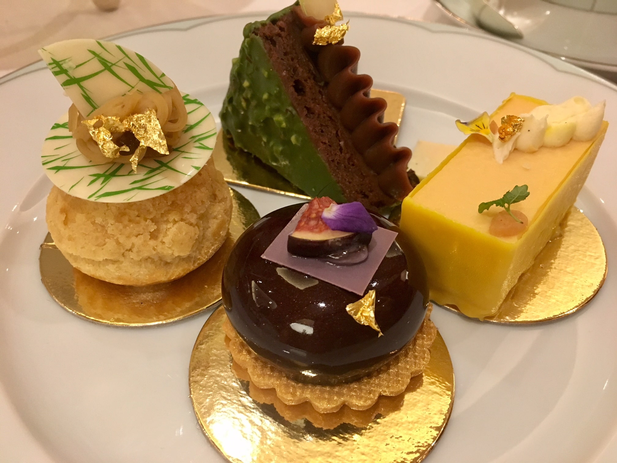 Afternoon Tea at The Dorchester Hotel! graphic