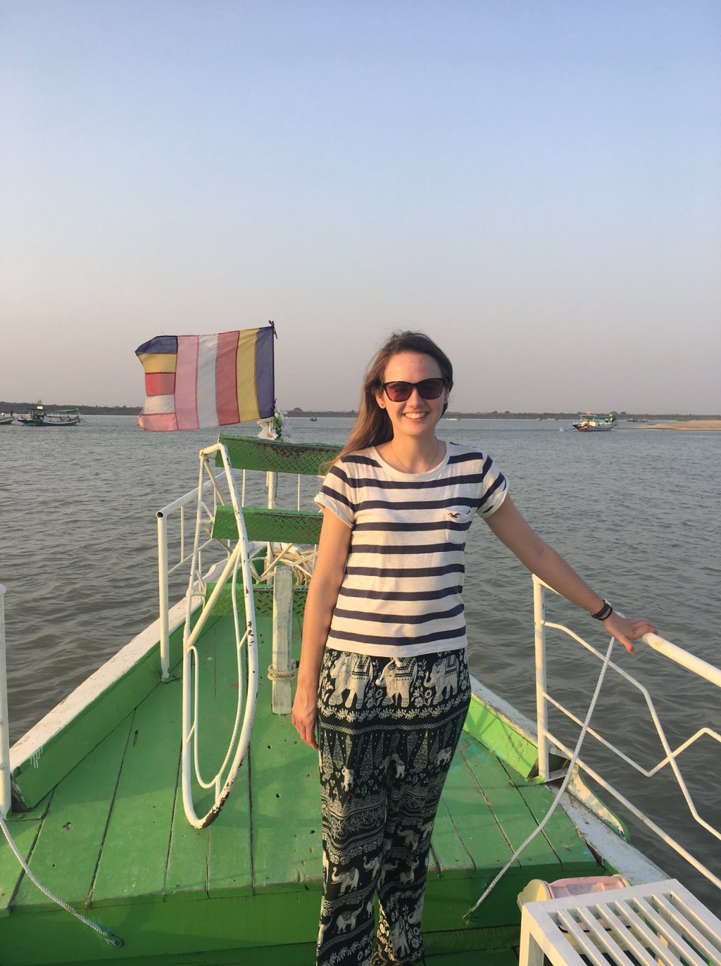 river cruise bagan