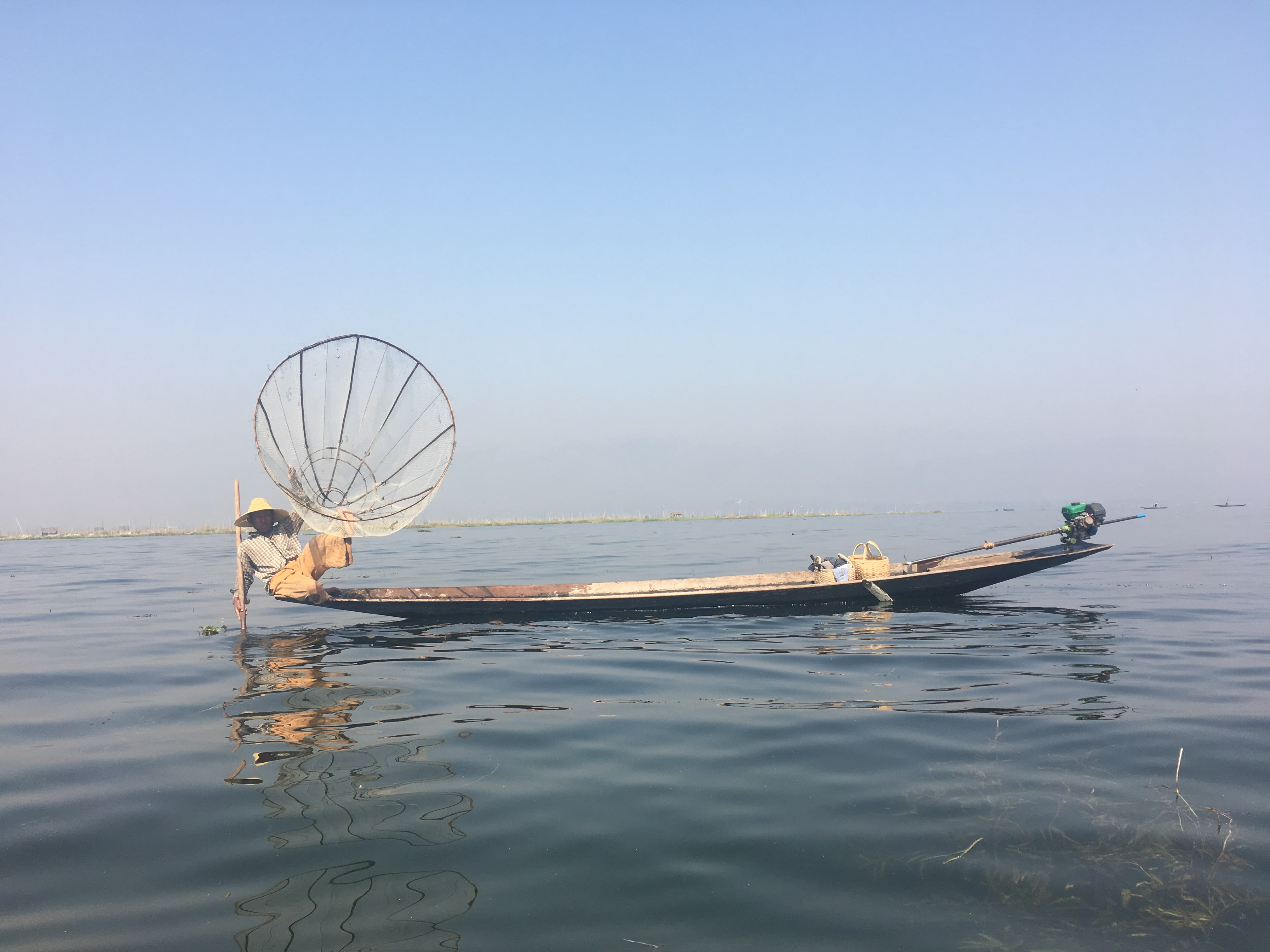 My Favourite Photo – Inle Lake graphic